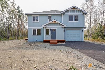 Wasilla Multi Family Home For Sale: 866 Wilder Avenue