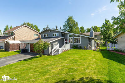 Anchorage Single Family Home For Sale: 2311 Banbury Drive