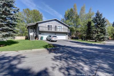 Anchorage Multi Family Home For Sale: 3101 Wendys Way
