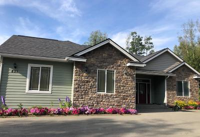 Wasilla Multi Family Home For Sale: 851 N Church Road