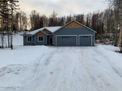 Wasilla Single Family Home For Sale: 3990 W Isla