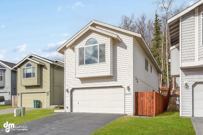 Chugiak, Eagle River Single Family Home For Sale: 20235 Glacier Park Circle