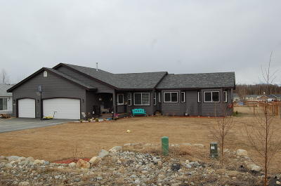Wasilla AK Single Family Home For Sale: $323,000
