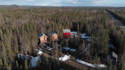 Kasilof AK Multi Family Home For Sale: $442,780