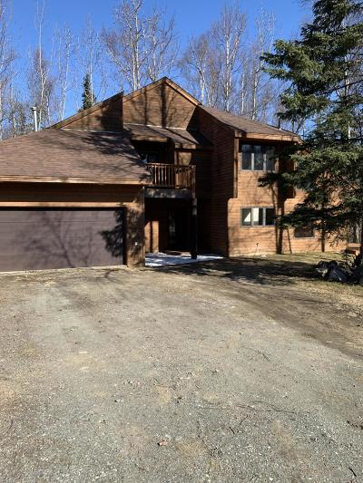 Wasilla Single Family Home For Sale: 7151 W Sandvik Drive