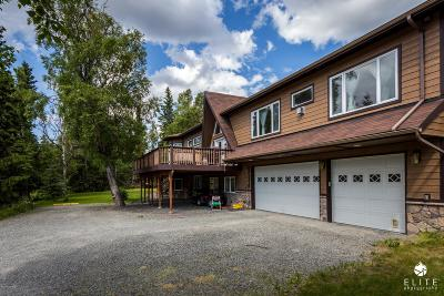 Anchorage Single Family Home For Sale: 5701 De Armoun Road