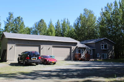 Wasilla AK Single Family Home For Sale: $350,000