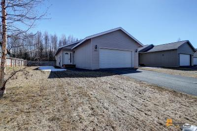 Anchorage Single Family Home For Sale: 3921 Scenic View Drive