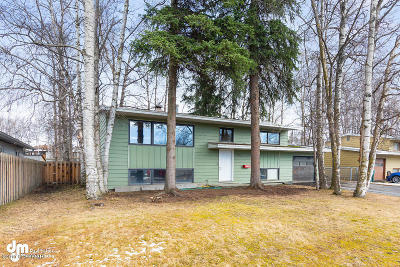 Single Family Home For Sale: 7401 Branche Drive
