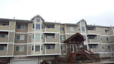 Anchorage Condo/Townhouse For Sale: 11351 Discovery View Drive #102A