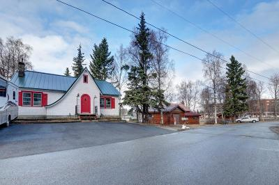 Anchorage Commercial For Sale: 4620 Lake Spenard Drive