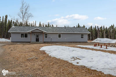Willow AK Single Family Home For Sale: $325,000