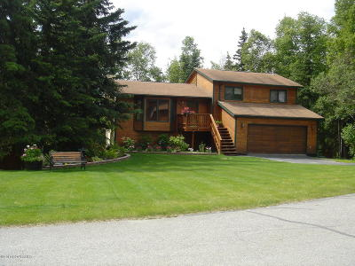 Eagle River Single Family Home For Sale: 9636 Nulato Circle