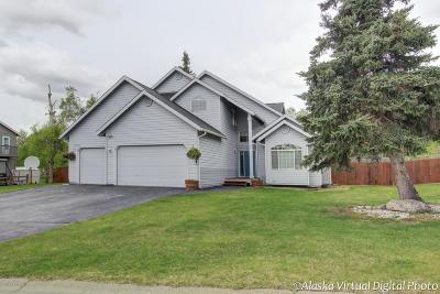 Anchorage Single Family Home For Sale: 4321 Sage Circle