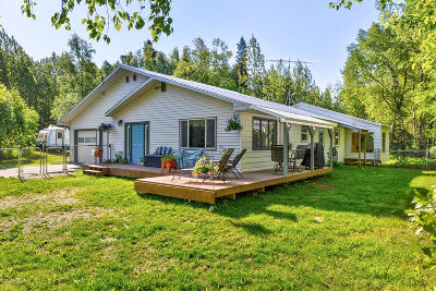 Nikiski/North Kenai Single Family Home For Sale: 52239 Myron Avenue