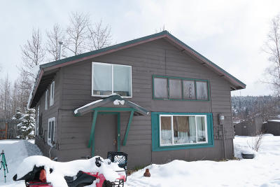 Anchorage Single Family Home For Sale: 8051 Rabbit Creek Road