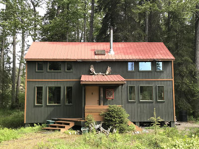 Soldotna Single Family Home For Sale: 46289 Eagle Island Rem