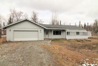 Wasilla Single Family Home For Sale: 5665 E Porcupine Avenue