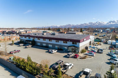 Anchorage Commercial For Sale: 2000 E 88th Avenue