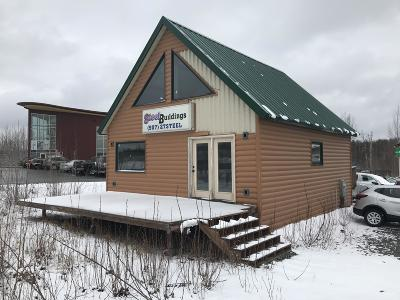 Wasilla Single Family Home For Sale: 000 Building Only