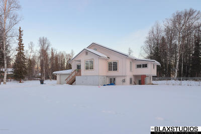 Wasilla Single Family Home For Sale: 759 E Mountain Ash Loop
