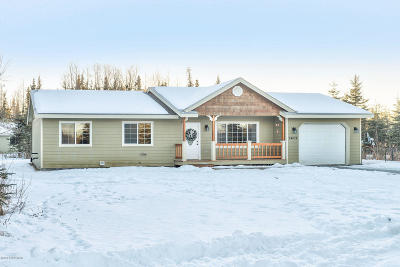 Soldotna Single Family Home For Sale: 34072 Mistral Street