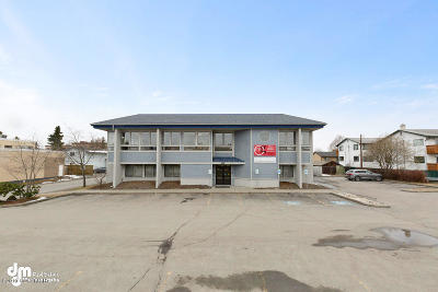 Anchorage Commercial For Sale: 2522 Arctic Boulevard