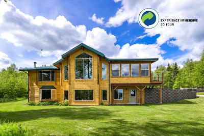 Wasilla Single Family Home For Sale: Nondisclosed