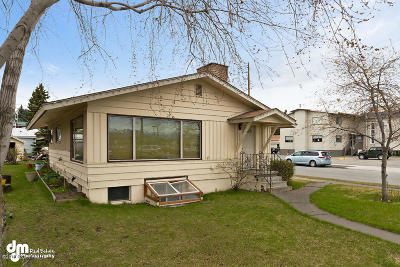 Anchorage Multi Family Home For Sale: 1300 E Street