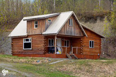 Wasilla Single Family Home For Sale: 12298 S Knik Goose Bay Road
