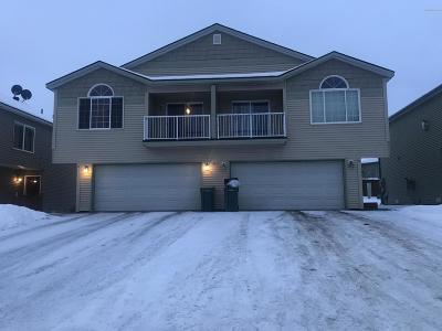 Anchorage Condo/Townhouse For Sale: 6515 Whispering Loop #B