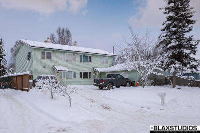 Anchorage Multi Family Home For Sale: 6119 E 12th Avenue