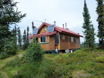 Remote AK Single Family Home For Sale: $500,000