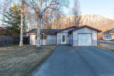 Chugiak Single Family Home For Sale: 21607 Bear View Place