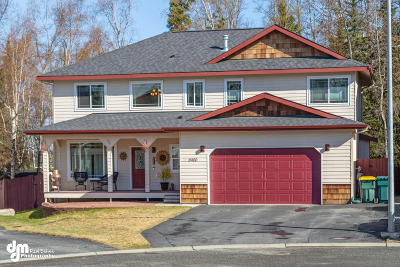Anchorage Single Family Home For Sale: 8900 Valley Brook Circle