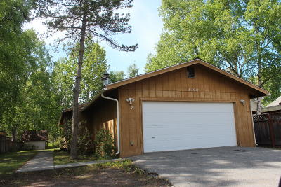 Anchorage Single Family Home For Sale: 4128 Brantley Place