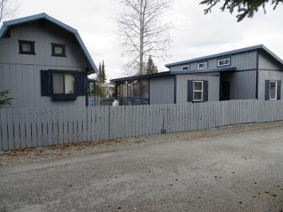 Soldotna Single Family Home For Sale: L50-51 Poachers Cove