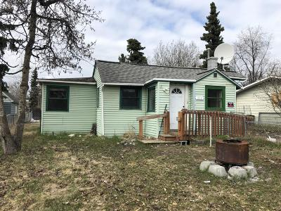 Anchorage Single Family Home For Sale: 802 N Bunn Street