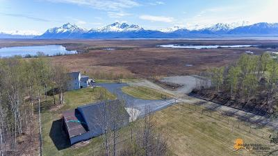 Wasilla Single Family Home For Sale: 101 W Bradsong Street