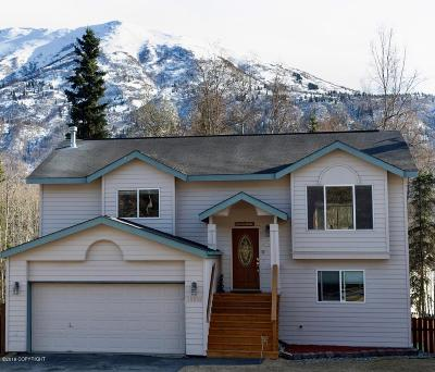 Eagle River Single Family Home For Sale: 18850 Danny Drive