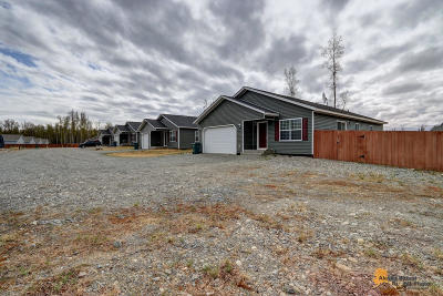 Wasilla Multi Family Home For Sale: 4037 W Marble Way