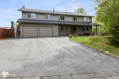 Anchorage Single Family Home For Sale: 3620 Perenosa Bay Drive