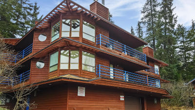 Girdwood Condo/Townhouse For Sale: 130 Taos Road #A-5