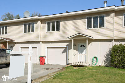 1D - Matanuska Susitna Borough Condo/Townhouse For Sale: 5188 S Outrigger Drive #5
