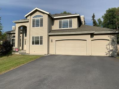 Eagle River Single Family Home For Sale: 8811 Acadia Drive