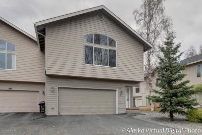 Anchorage Condo/Townhouse For Sale: 1115 Oren Avenue #10