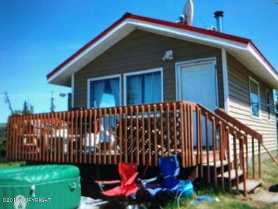 Anchor Point AK Single Family Home For Sale: $149,000