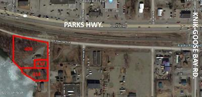 Wasilla Residential Lots & Land For Sale: 400 Lake Street