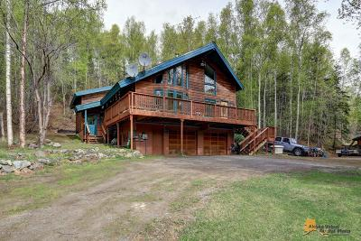 Chugiak Single Family Home For Sale: 20236 Chugach Park Drive