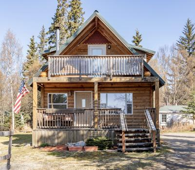 Nikiski/North Kenai Single Family Home For Sale: 42765 Kenai Spur Highway